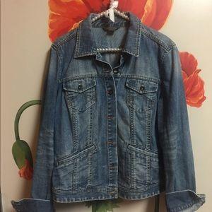 A/X Armani exchange jeans jacket